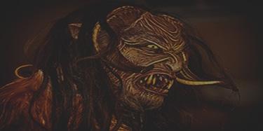 Sfenks - Edgar Allan Poe - Azımsamalar ve Abartmalar (Canavar-larımız)